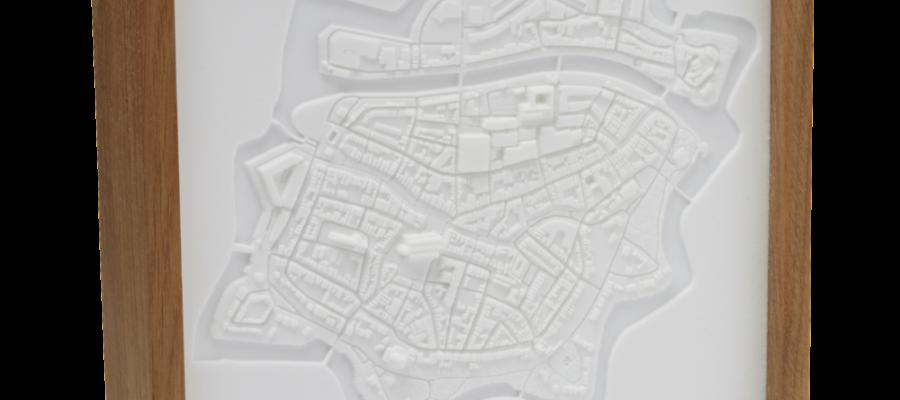 3D Lamp Zwolle (Polyamide)