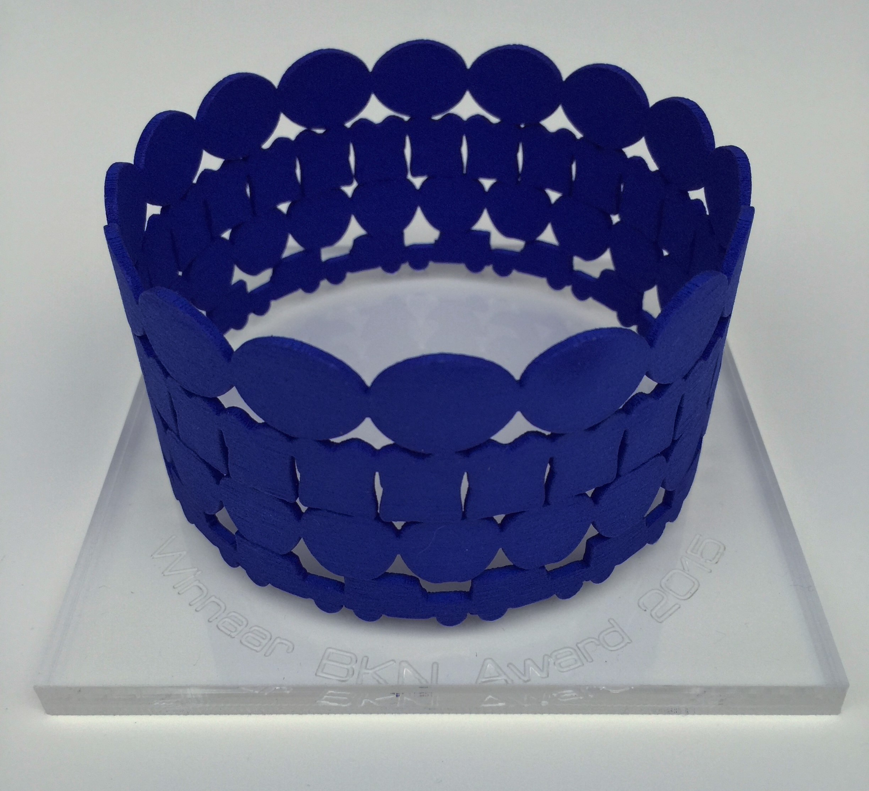 deMINIfabriek 3D print SLS BKN-Award