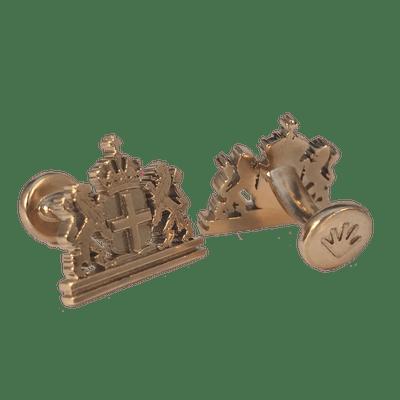 deMINIfabriek 3D print FDM manchetknoop 2.0
