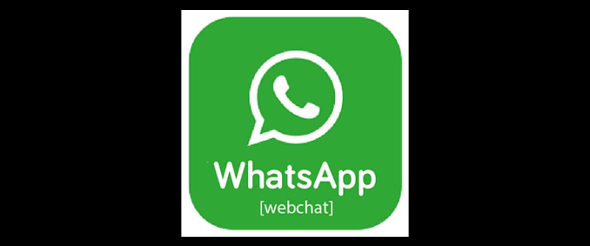 Nieuwe Chatfunctie – WhatsApp Webchat